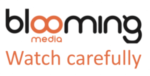 Blooming media